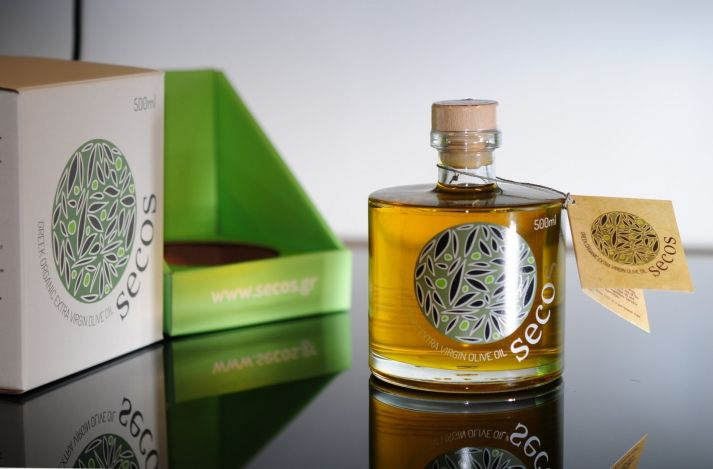 Secos organic extra virgin olive oil | Living Postcards - The new face of Greece