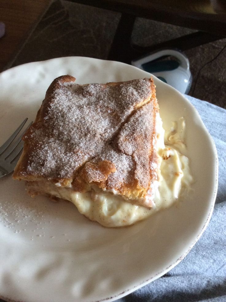 Churro cheesecake :)