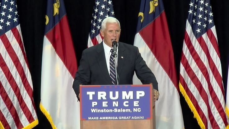 Full Speech: Mike Pence Rally in Pensacola, FL 10/14/16