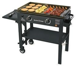 Blackstone® 2-Burner Propane Griddle from Walmart $99.00