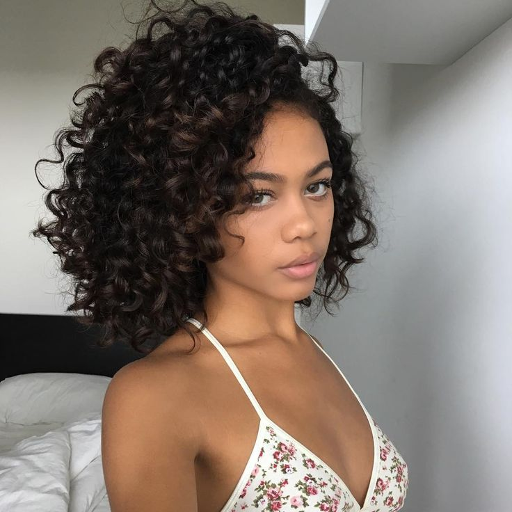 Pin By Lisa Daigle On Hair Pinterest Curly Hair Style