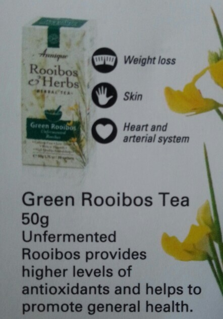 Green Rooibos Tea by Annique