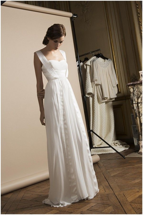 French Wedding Dress Designer