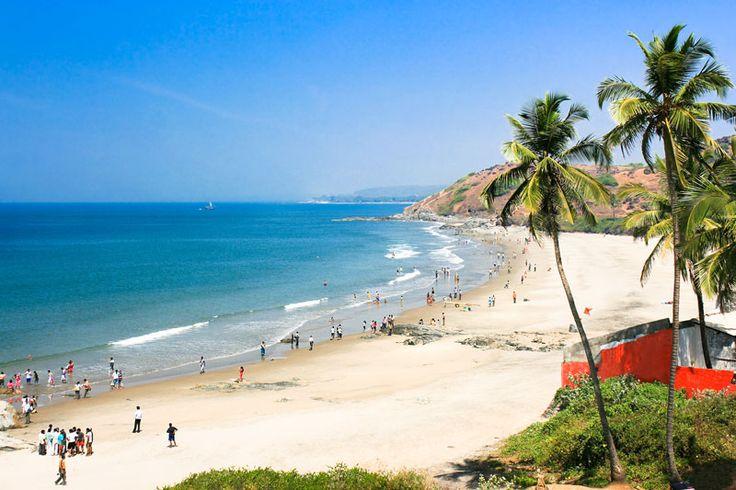 Tropische stranden in Goa!  http://www.333travel.nl/rondreis/india/mumbai-en-goa?productcode=R758