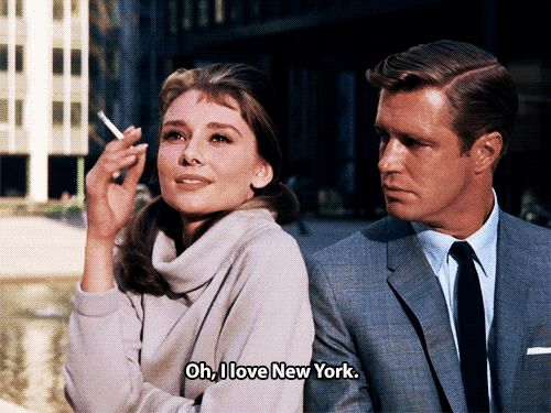breakfast at tiffanys audrey hepburn holly golightly quotes gifs animation movie fashion style vintage retro pumpernickel pixie