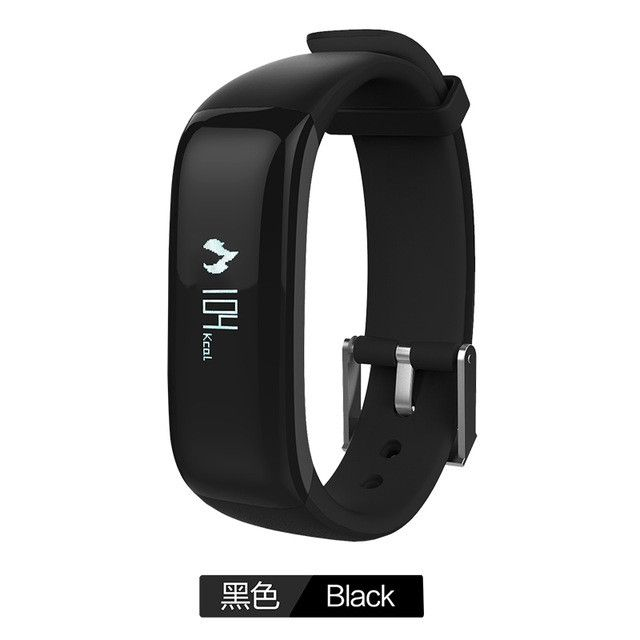 P1 Smartband Blood Pressure Monitor Smart Band Pedometer Activity Tracker Pulse Monitor