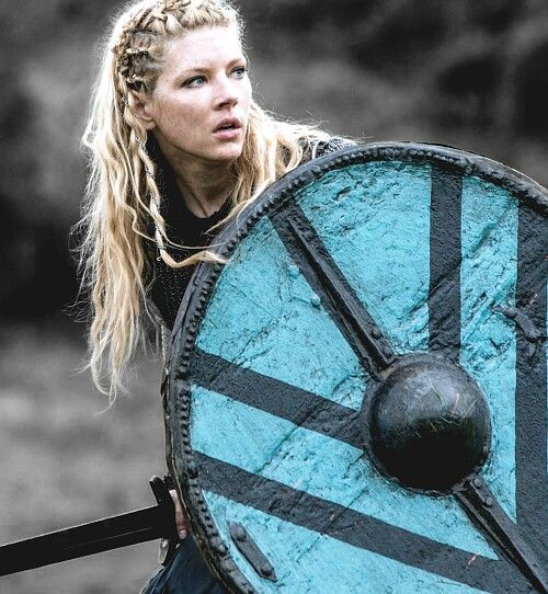 Lagertha - The shield-maiden | Viking | Pinterest