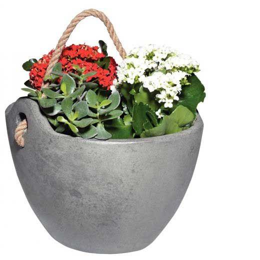 Ghiveci Decor - Pregateste-ti plantele pentru toamna: 12 modele de ghivece - Slide 4 din 12. Slideshow pe Kudika