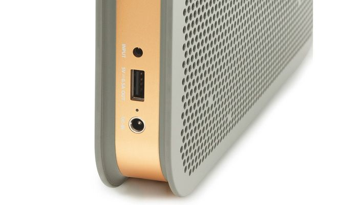 The Bang & Olufsen BeoPlay A2 Bluetooth Speaker | HUH.