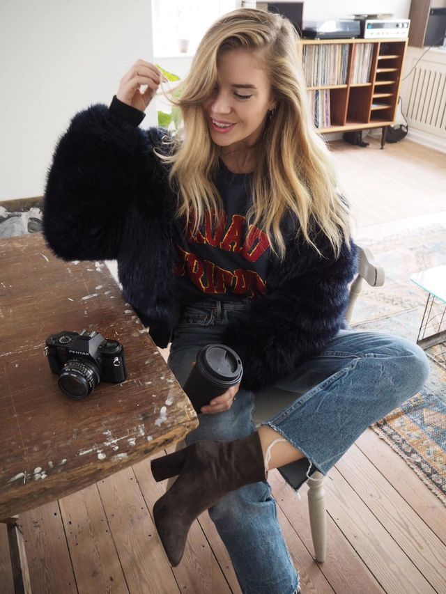Girl crush: Isabella Thordsen