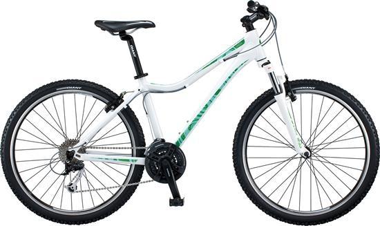 My new bike! Revel 2 W, Giant. #mountainbike
