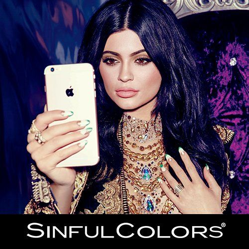 King Kylie Nail Polish Line Is Here! - Kylie Jenner Official Site