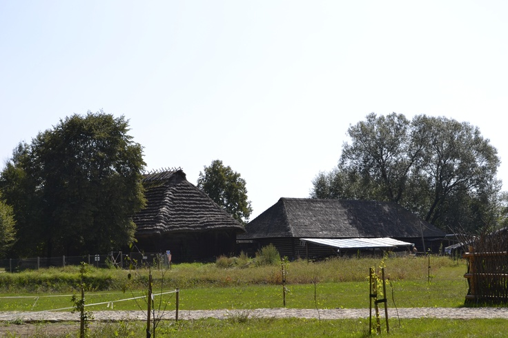 Old buildings' museum in Sanok (Poland), you can check there out how people used to live before twentieth century.