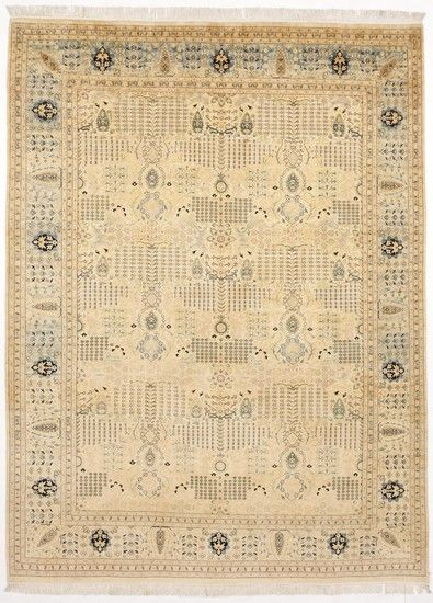 Hand Knotted Pakistan Rug (9'x 12') Treniq Rugs. View thousands of luxury interior products on www.treniq.com