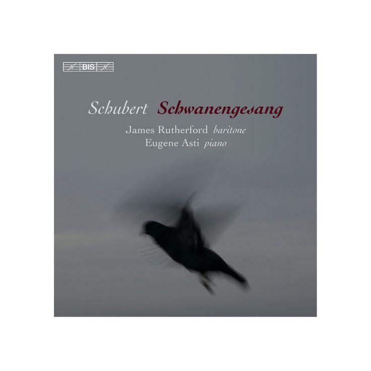 James rutherford - Schubert:Schwanengesang (CD)