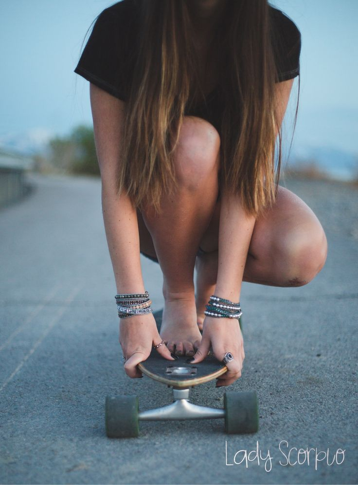Longboarding on Summer Nights ♢ EverWear Bohemian Jewelry Collective • The Asha & Willow • 5 Wrap Pearl & Crystal Bracelet // Shop LadyScorpio101.com | @LadyScorpio101 | @EverWear on #Etsy :: EVERWEAR 101 | Photography @Elle_photography._  // Alex Challburg