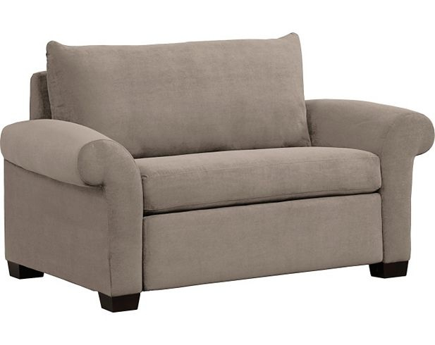 Living room furniture largo twin sleeper chair havertys for Havertys furniture