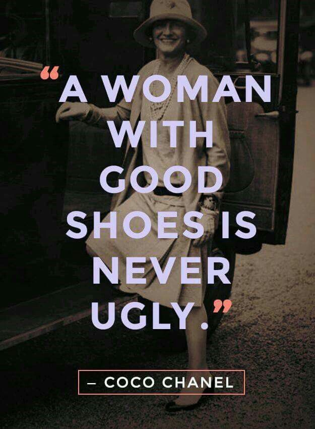 #quote #cocochanel