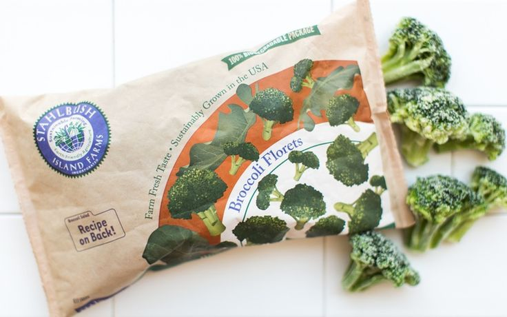 Stahlbush Island Farms Frozen Broccoli