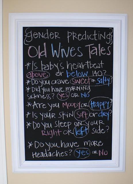 Gender Reveal Party: Shower Ideas, Gender Predictions, Gender Reveal Parties, Cute Ideas, Future Baby, Parties Ideas, Wives Tales, Baby Shower