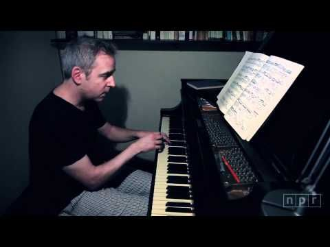 NPR: The Goldberg Variations with Jeremy Denk: Variation No. 18 & 25 - YouTube