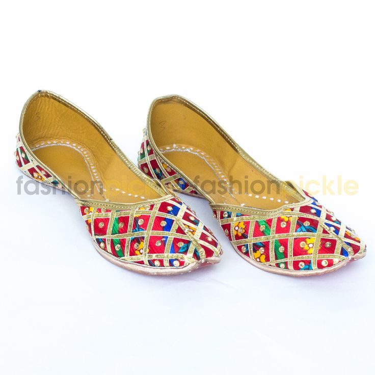 Indian Multicolor Gold Style 4