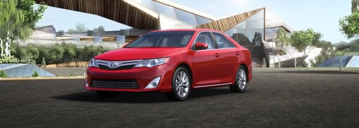 I love a red Toyota Camry! Toyota camry, Toyota, Dream cars