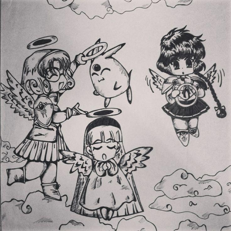 Guerreras mágicas