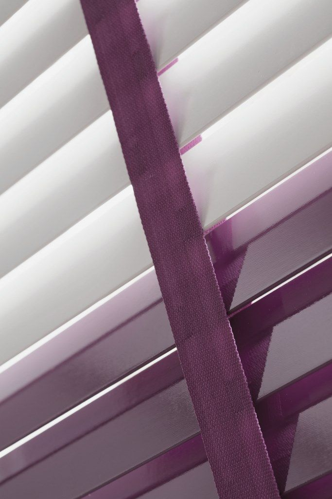 Be creative with your windows, there are plenty of plain blinds! Be unique.