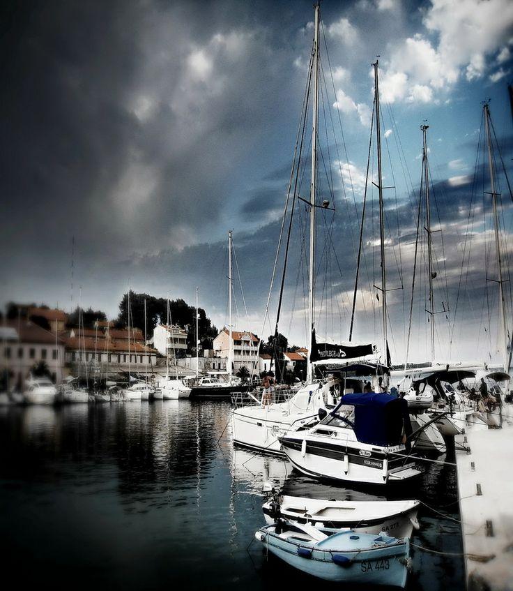 The weather doesn´t matter in Dugi otok, Sali, Croatia.