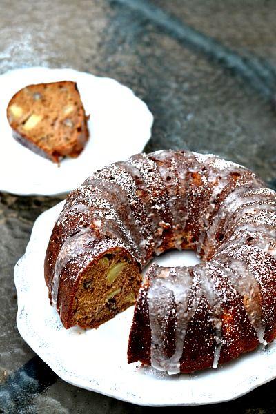 cake apple cake runner bundt cakes fall recipes dessert ideas eat cake ...