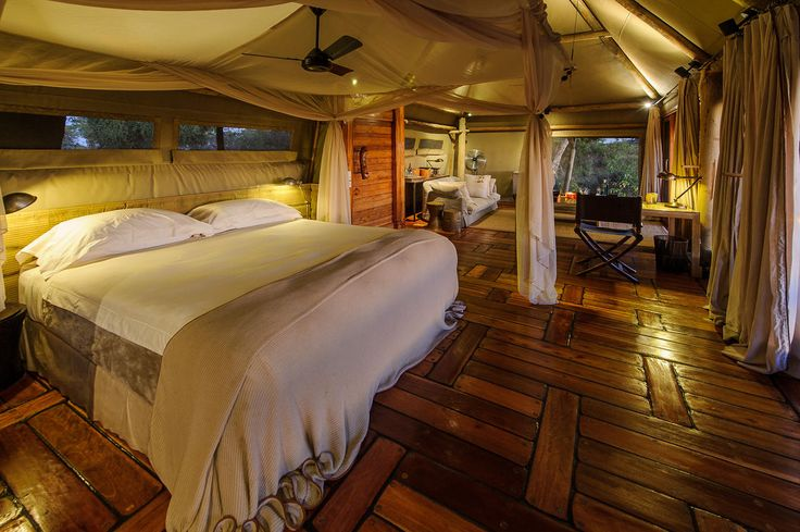 A Luxury Safari Camp In Botswana Was Just Named The Best Hotel In The World | Business Insider