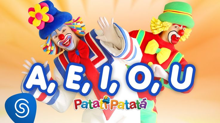Patati Patatá - A, E, I, O, U (DVD A Vida É Bela)