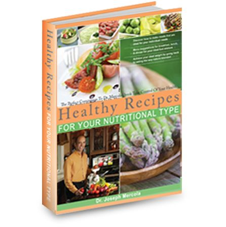 Nutritional Type Cookbook
