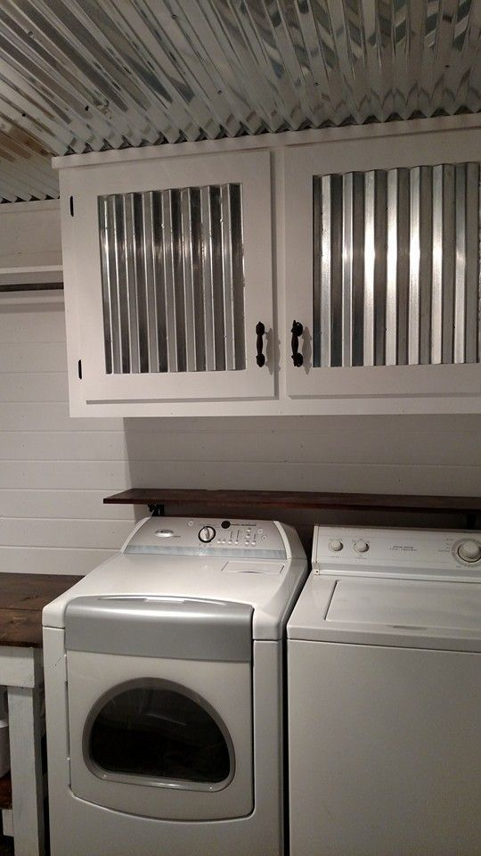Laundry Room Trailer Upgrades Laundry Room Cabinets