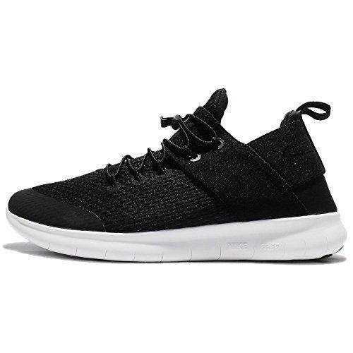 Skateboardschuh Check Solarsoft Canvas, Chaussures de Skateboard Homme, Noir (Black-White-PHT 004), 45 EUNike