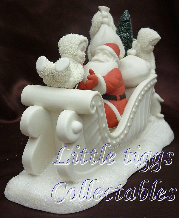 Snowbabies | SnowBabies Delivering Christmas Joy £52.99 - Snowbabies Online ...