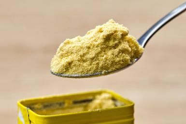 Here's How You Can Make Your Own Homemade Dijon-Style Mustard: Mustard powder