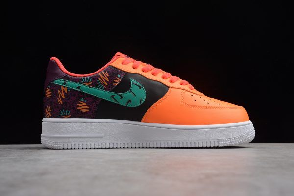 """3bed6d2e3844b Nike Air Force 1 Low """"What The 90s"""" AT3407-600 Outlet 