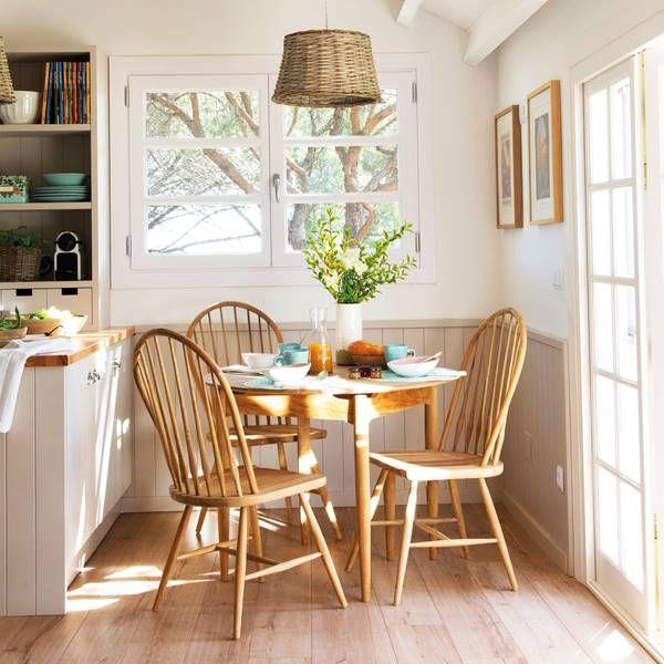 36 Mini Barras Y Offices Pequenos Llenos De Ideas Para Copiar Conjuntos De Comedor Diseno De Cocina Cocinas
