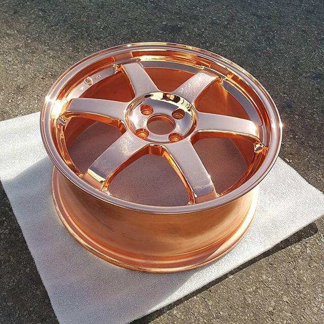 Copper volk wheels savethewheels.org