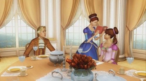 Barbie in The 12 Dancing Princesses Game Images