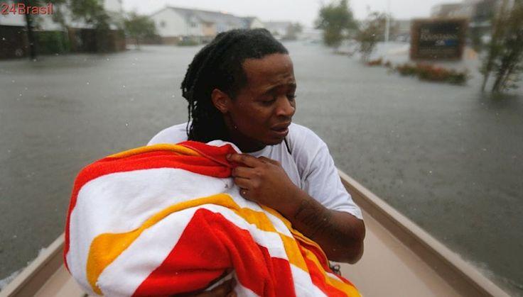 Destruição e água por toda parte | Furacão Harvey, que atingiu os EUA, não é como o Katrina, de 2005