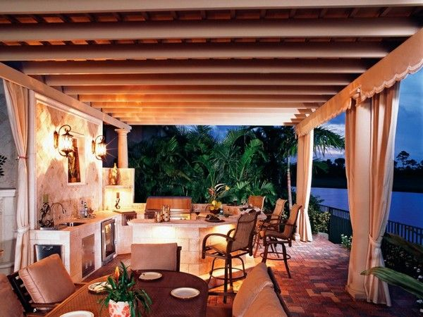Outdoor Kitchen Creativity: What To Do With That Extra Outdoor Space – Katie Acker