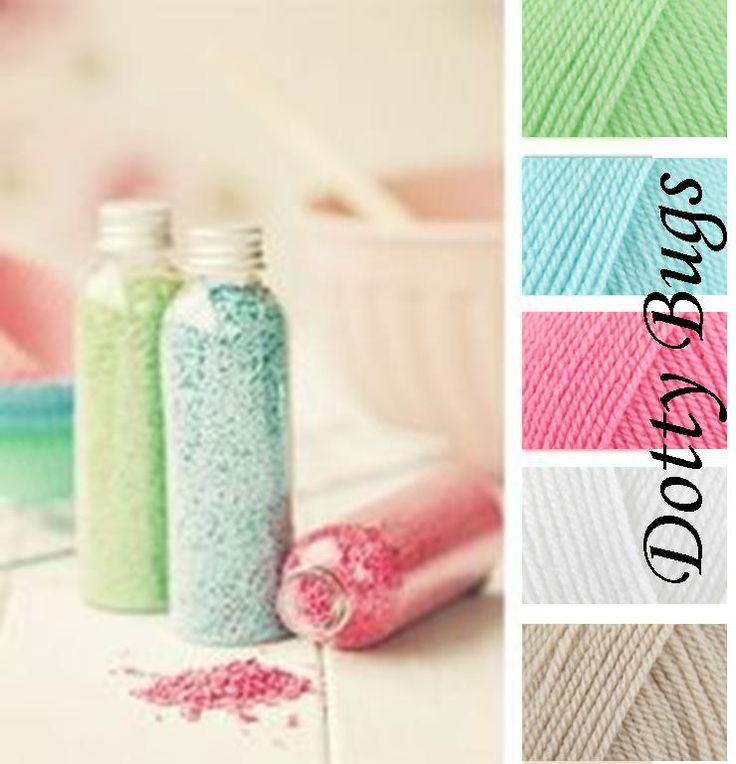 Spring Green, Sherbet, Candyfloss, White, Parchment