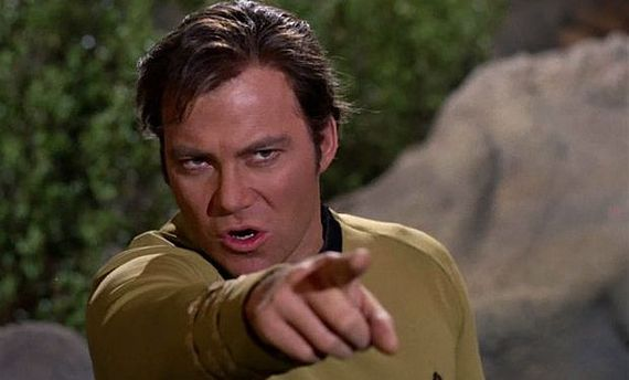 William Shatner To Appear in Star Trek 3? As Captain Kirk?   moviepilot.com