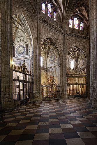 Santa Iglesia Catedral de Nuestra Señora de la Asunción y de San Frutos, Segovia, Espana