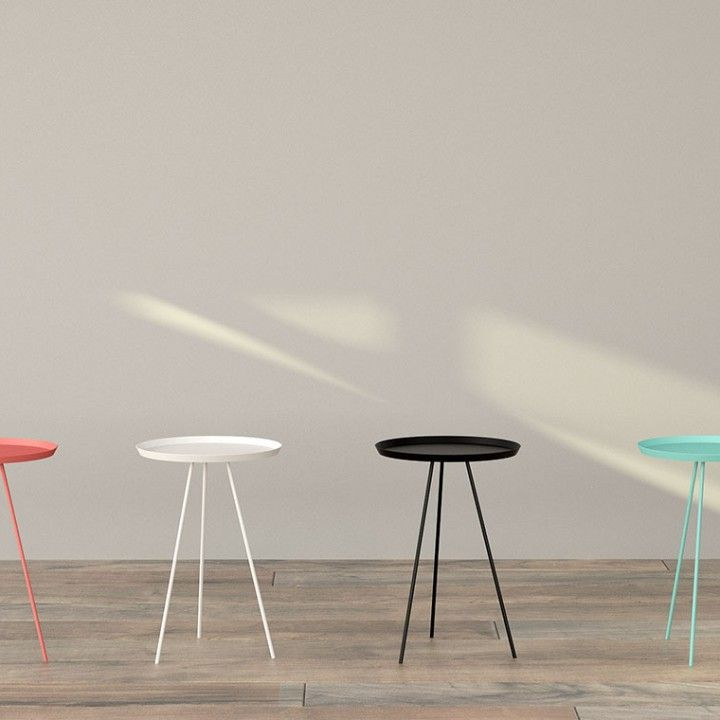 Studio Martell - Mesa auxiliar minimalista Indal