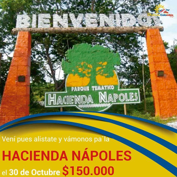 Vamos pa' #napoles a disfrutar #elmejorfinde con nuestros amigos y familia