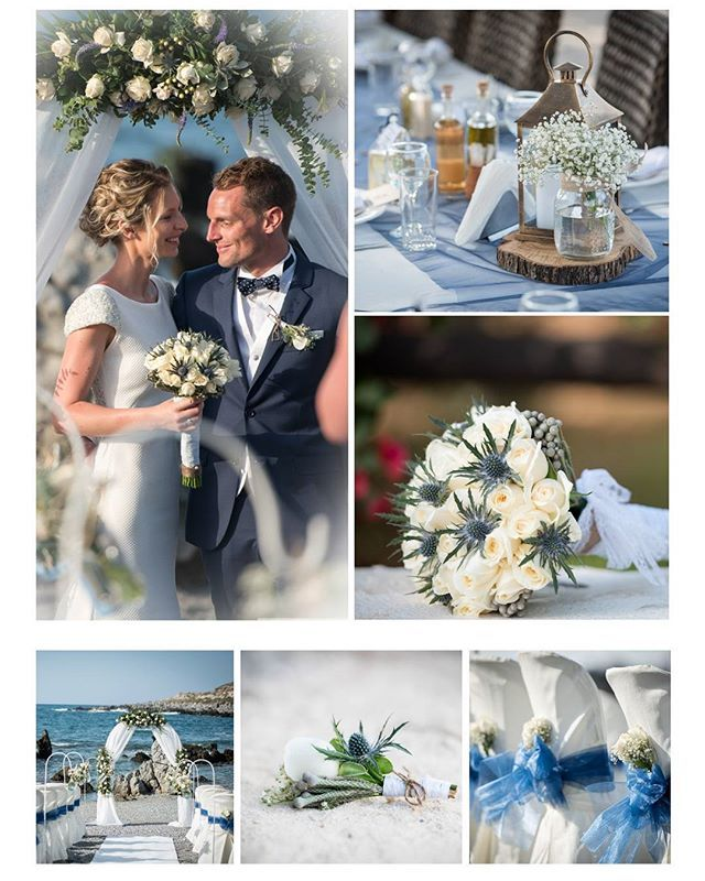 Destination Luxury Beach Wedding in Crete,- www.royalblueevents.gr @royalblueevents